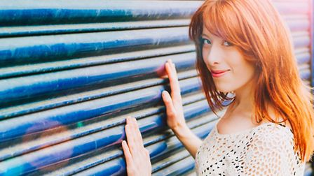 Singer-songwriter Nina Baker, from Norwich and Wymondham, has released her first debut album Quite F