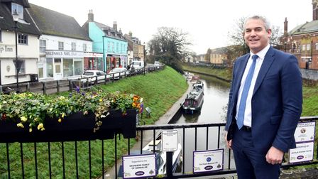 MP Steve Barclay announced on Boxing Day that the Government has provided March with £6.4m for a major regeneration project