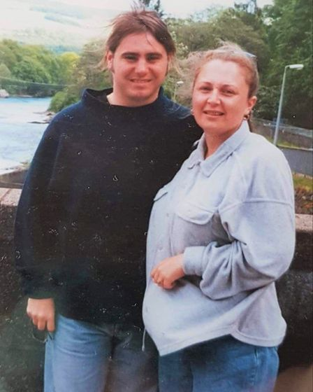 Lee and Louise Nichollshave won several awards after losing more than five stone between them.