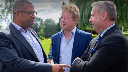 Such are the vagaries of political life: In Peterborough last year Jason Ablewhite met Paul Bristow, then a Parliamentary...