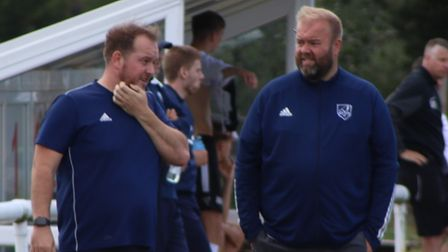 Ely City boss watches on