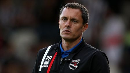 Paul Hurst, Grimsby Town manager