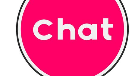 Join in the conversation on PinkUn Chat by clicking on this logo in the bottom-right of www.pinkun.c