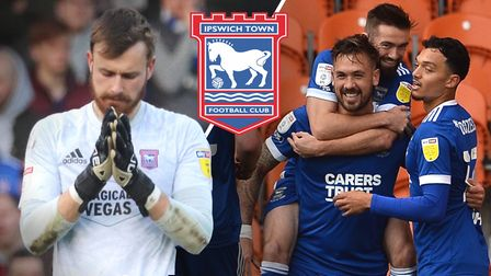 Andy Warren has handed out the Ipswich Town awards for 2020