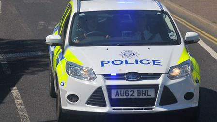 The A11 has been closed following a five vehicle crash this morning.