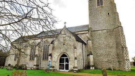 Historic England has granted £280,000 of funding to save the medieval St Mary's Church, in North Tud
