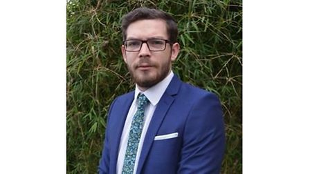 Graham Middleton, Conservative candidate for Gayton and Nar Valley. Pic: Norfolk Conservatives.