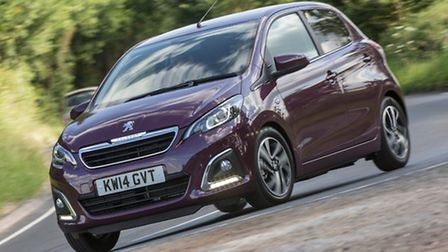 Peugeot's 108 is an urban runabout that is more than capable of tackling longer motorway runs.