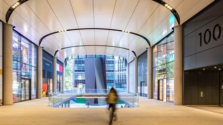 Broadgate's '100 Liverpool Street' aimed at giving consumers a real shopping experience