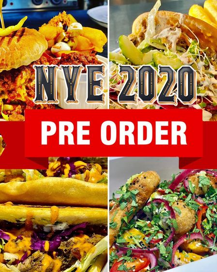 The Bird in Hand in Wreninghamlaunched a pre-order service three days prior to New Year's Eve.