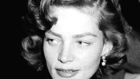 Lauren Bacall died on Tuesday, August 12, 2014 in New York aged 89. Picture: PA