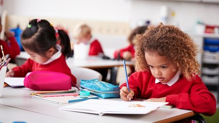 School uniform. Picture: Getty Images/iStockphoto/monkeybusinessimages
