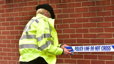 Suffolk Police stock images. Picture:Sarah Lucy Brown