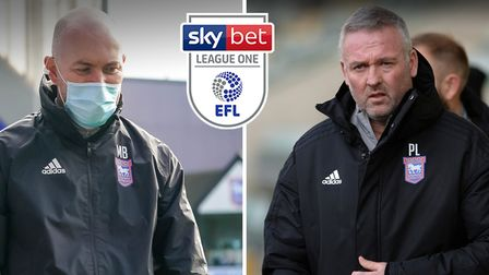 Ipswich Town physio Matt Byard and manager Paul Lambert have backed plans for a football 'circuit breaker' while the EFL...
