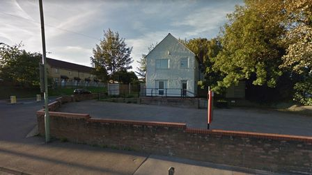 Bevan House in Camps Road Haverhill hit by criminal damage