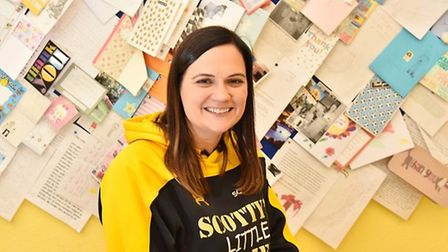 Nikki Scott, the founder of Scotty's Little Soldiers, has been awarded a British Empire Medal (BEM).