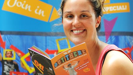 Out There 2014 : International Festival of Circus and Street Arts.Creative Producer Laurie Miller-Zu