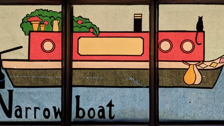 N is for Narrowboat