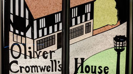 O is for Oliver Cromwell's House