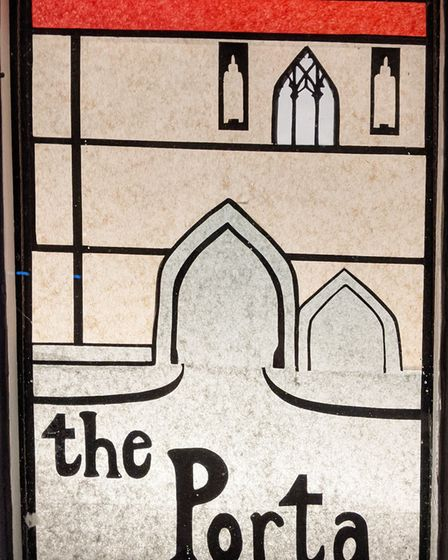 P is for Porta