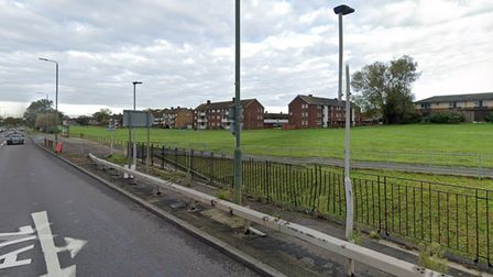 The green space near Padnall Lake. Picture: Google