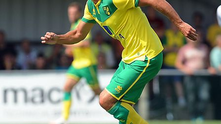 Norwich City midfielder Andrew Surman has a decision to make on his longer term future. Picture: Mat