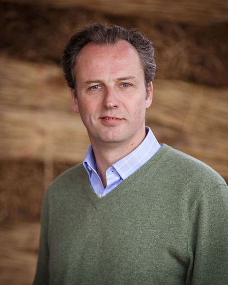 Fergus Williams is taking over the job of chief executive at Walking With The Wounded.