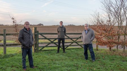 Residents in the villages outside of Stowmarket have come together to form a group against plans for