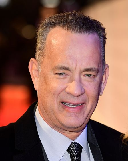 Tom Hanks attending The Post European Premiere at The Odeon Leicester Square, London.