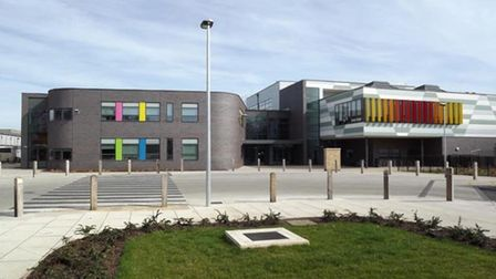Neale-Wade Academy in March.