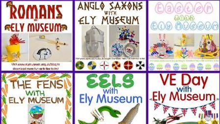 Ely Museum from home
