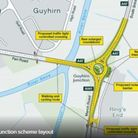 Improvements begin to the A47 Guyhirn roundabout in February and could be finished within 14 months says Highway England.