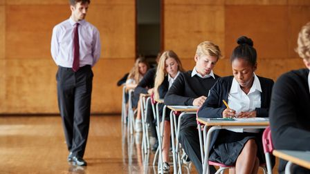 GCSE and A-level exams have been axed this summer.