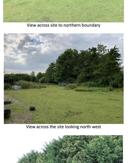 Views from proposed new home at Causeway, March, allowed on appeal