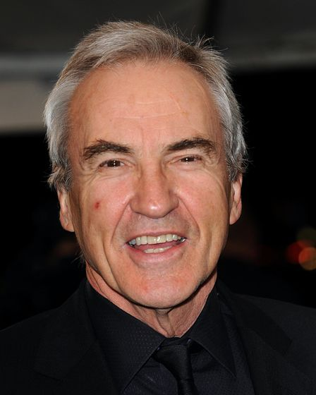File photo dated 12/12/09 of Larry Lamb who played the part of Archie Mitchell in the BBC1 programme