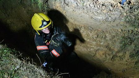 Most days you never know what the next call will bring - often though it is a successful rescue.