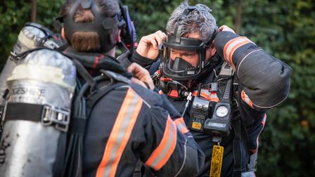 Modern fire fighting needs the latest equipment, and Cambs firefighters are provided with it. First though is to learn how...