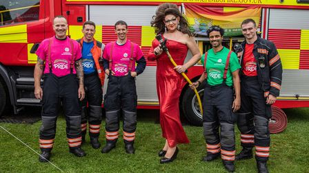 Diversity is important for all of our emergency services. Cambs fire and rescue is proud of its support and its record of...