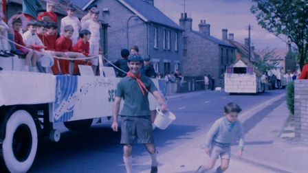 Can you find yourself in Lance Clements' Soham Carnival pictures from 1968, 69 and 70?