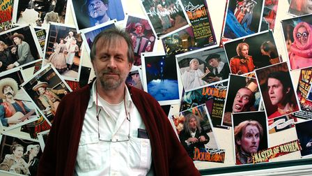 Evening Star - Feature. Director of Eastern Angles Theatre Company - Ivan Cutting. Feature on Iv