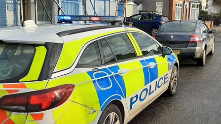 """This driver in Ely narrowly missed a crash with a police officer after they """"pulled out... without checking""""."""