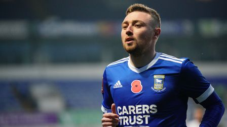 Freddie Sears pictured during the FA Cup defeat against Portsmouth. Picture: Steve Waller
