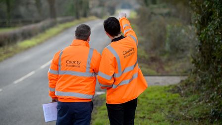 County Broadband from north Essex has pledged to bring full-fibre broadband infrastructure to 100 villages in East Anglia