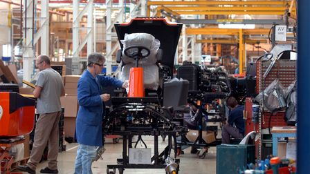 Output stagnated across the East of England in December 2020 while costs rose