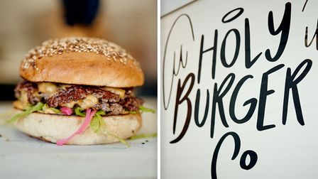 Burgers and breakfast from Holy Burger Co are coming toBarnsburyFurniture in Soham.