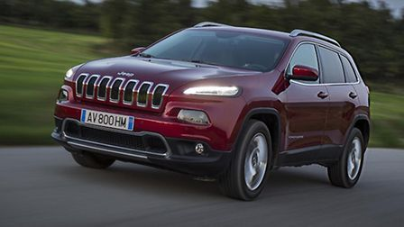 Jeep's latest Cherokee mid size SUV aims to make waves
