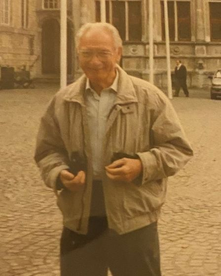 Robert Taylor, 93, who has been reported as missing