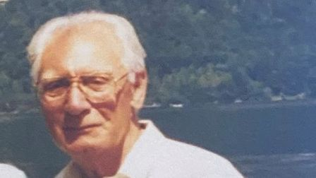 Robert Taylor from Little Snoring, who has been reported as missing