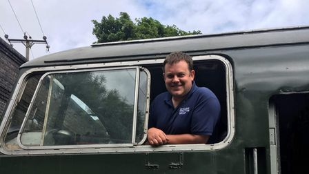 In a look to the future The Mid-Norfolk Railway (MNR), which runs between Dereham and Wymondham Abbey, has appointed Mark...