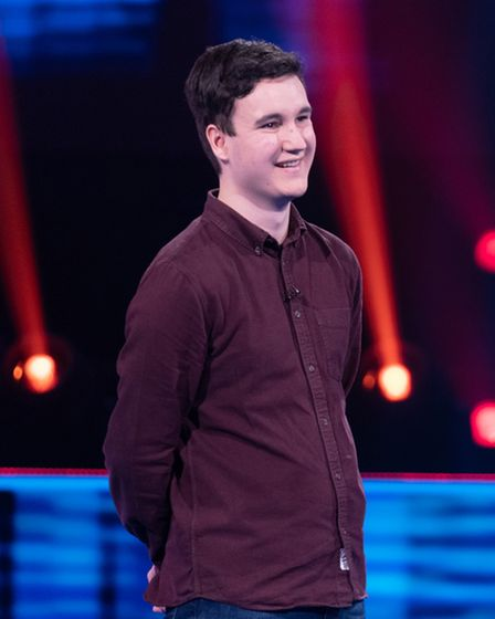 Ryan Frost, from Suffolk, 'Beat The Chasers' to win £10,000.